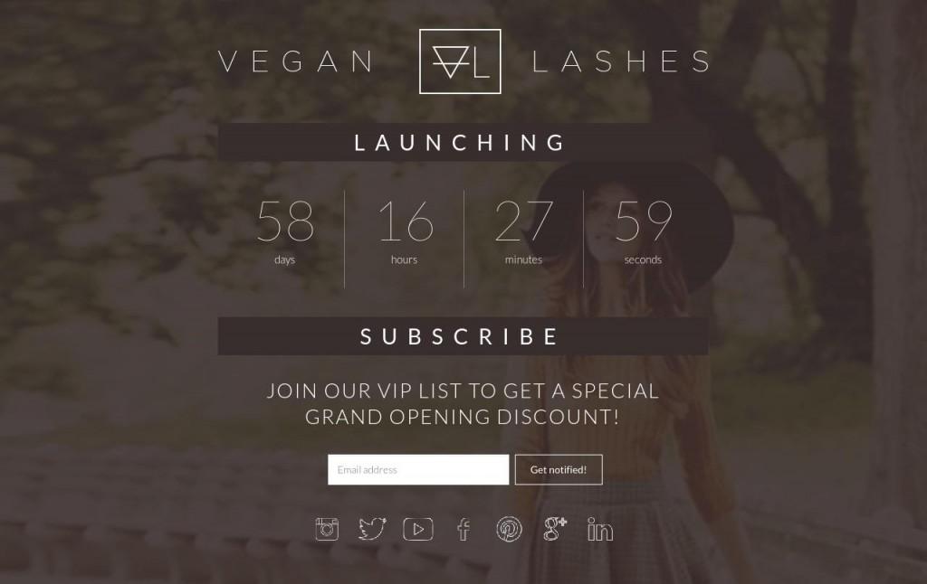 vegan lashes