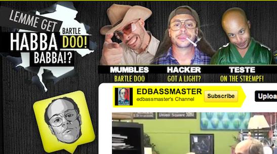 EdBassMaster Youtube Channel